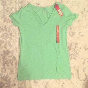NWT Merona V-Neck Shirt